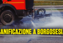 Sanificazione a Borgosesia