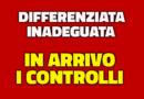 Differenziata INADEGUATA nei condominii:  CONTROLLI IN ARRIVO